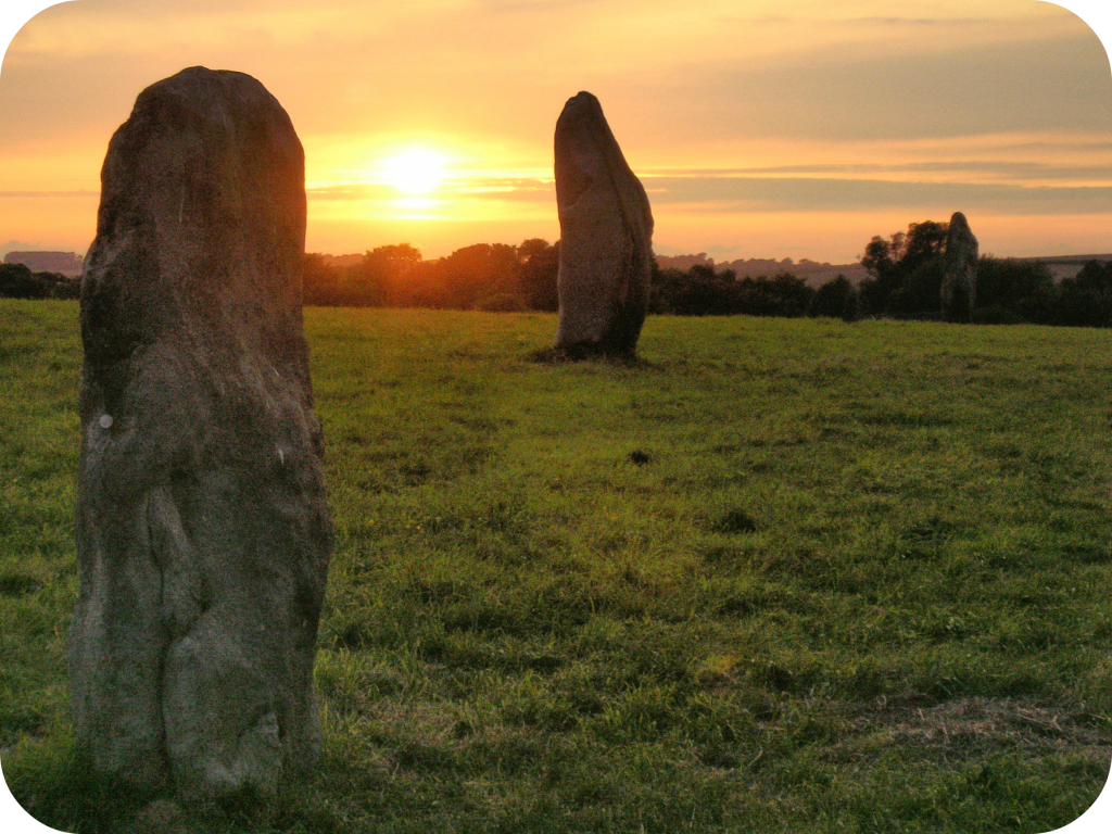 Avebury by Lisa