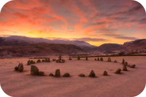 Rounded_castle rigg winter